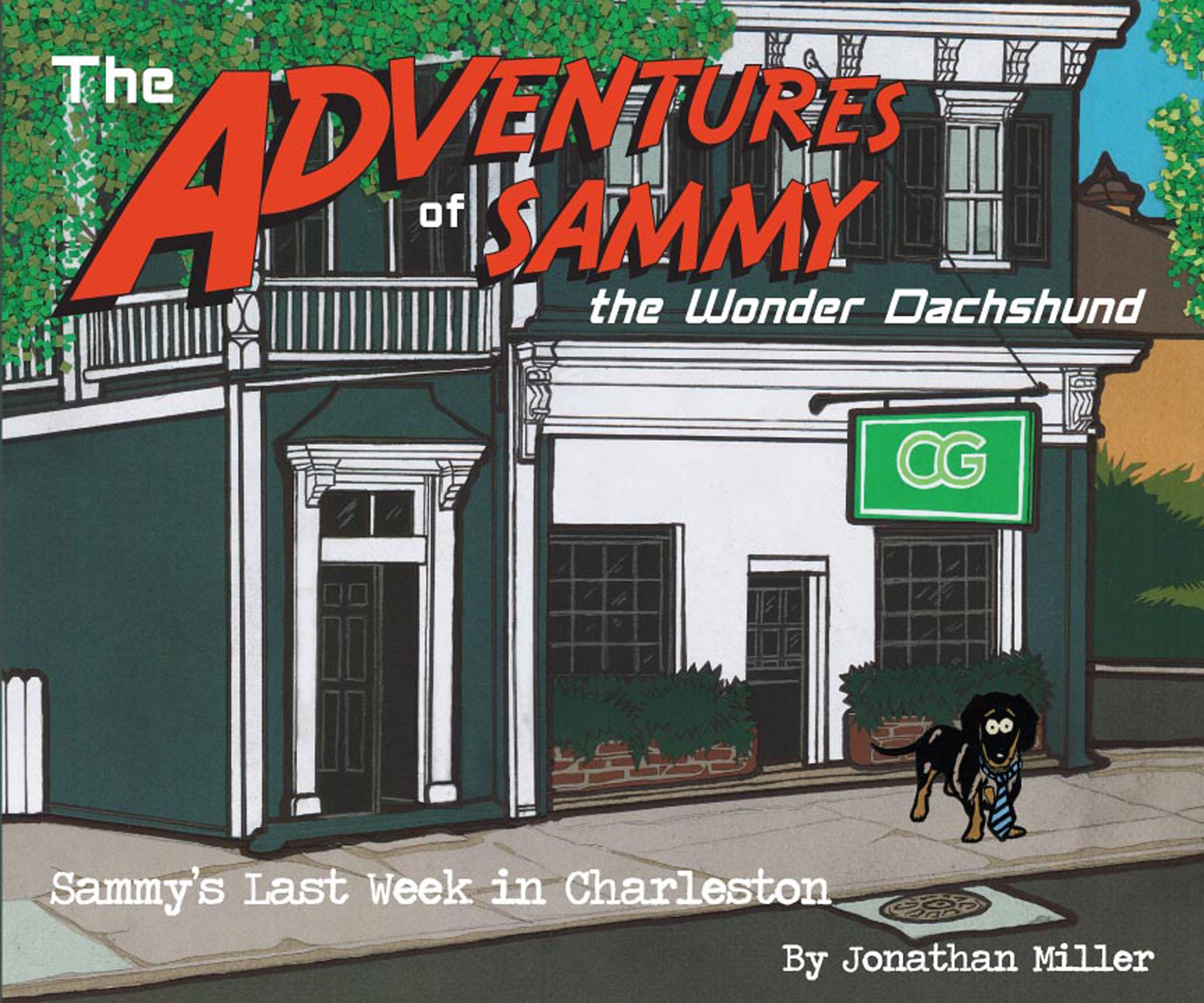 Sammy the Wonder Dachshund