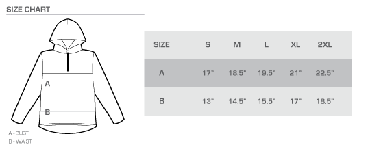 ua ladies size chart