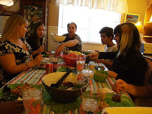 Amy's bday dinner