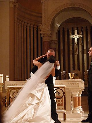 Wedding kiss 2