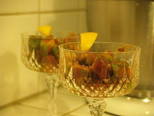 Avocado Cocktail 1