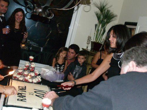 Rafa's cake