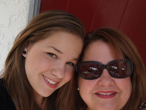 Lucy & Mom