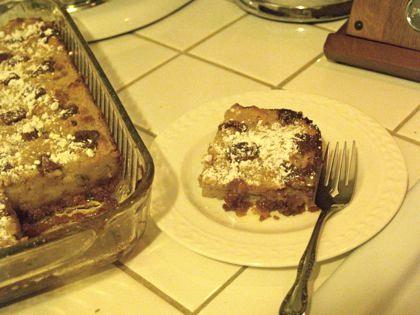 NMTF Bread Pudding