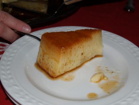 Cuban flan
