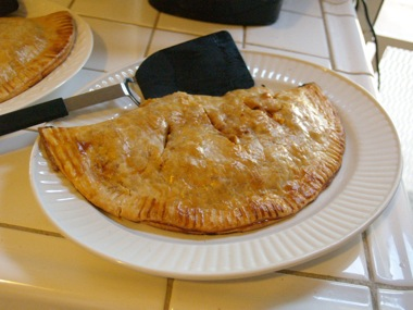Giant empanada