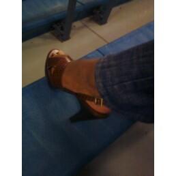 Sheila's Shoe
