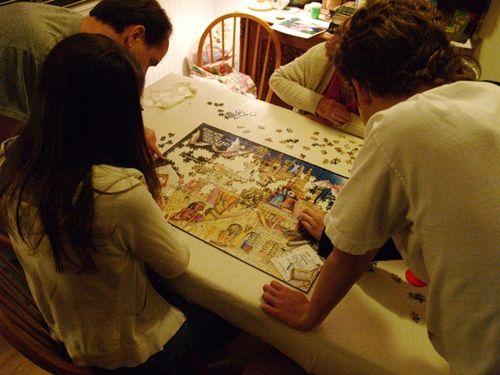 Puzzle piecers