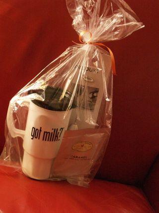 Cafe con leche kit