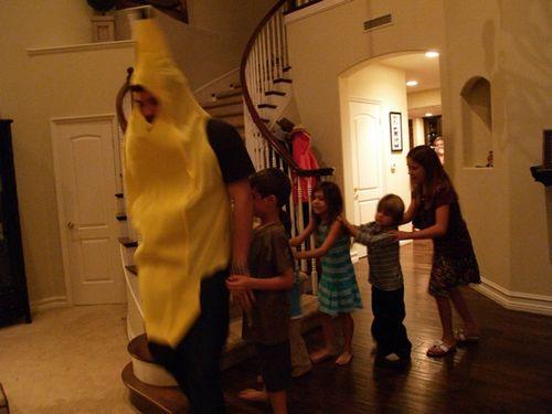 Isaac banana conga