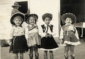 Cowgirls 1959-1