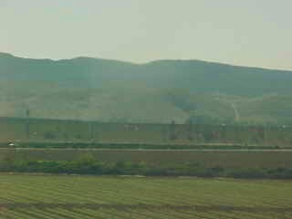 San Joaquin Hills in Irvine