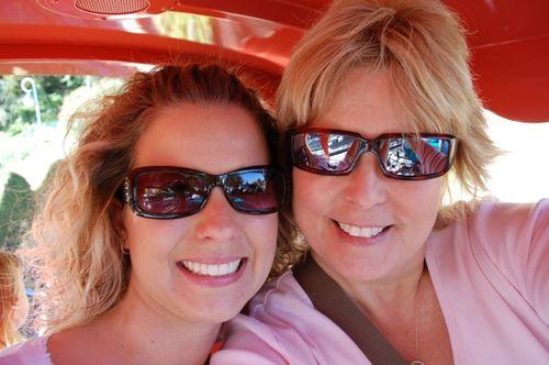 Pam & Mary