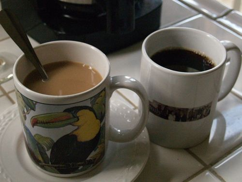 2 coffees