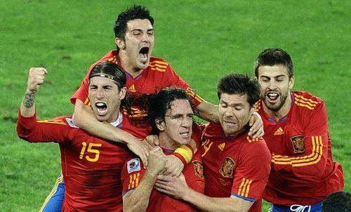 Spain Win