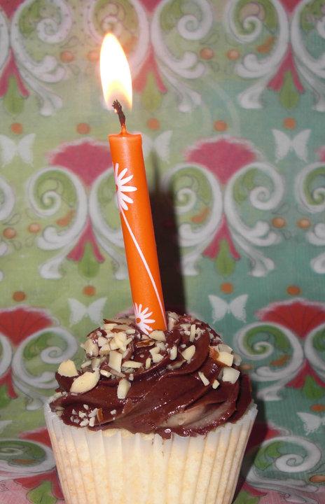 Lourdes cupcake