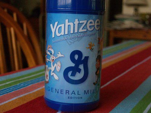 Gm yahtzee