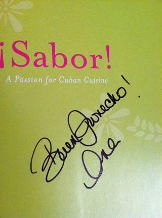 Sabor autograph