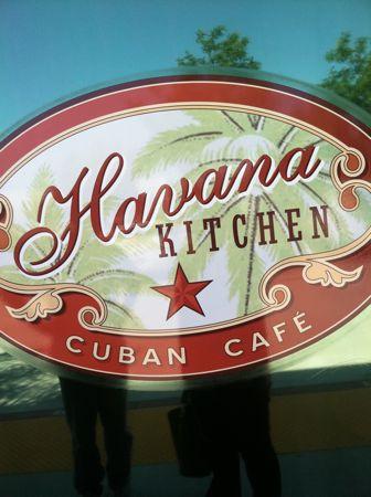 Havana kitchen