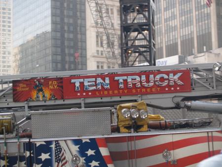 Ten truck
