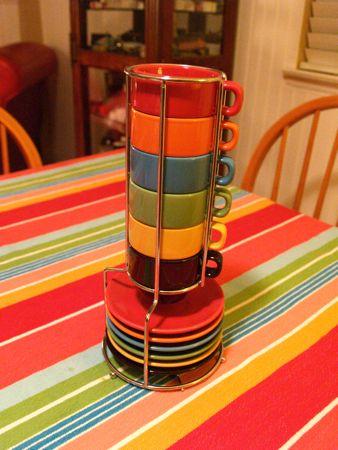 Fiesta espresso set