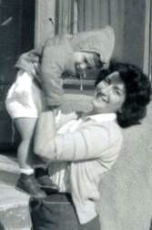 Lillian and her mother