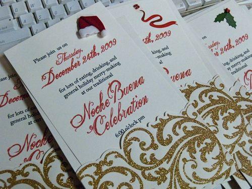 Nochebuena invite 09