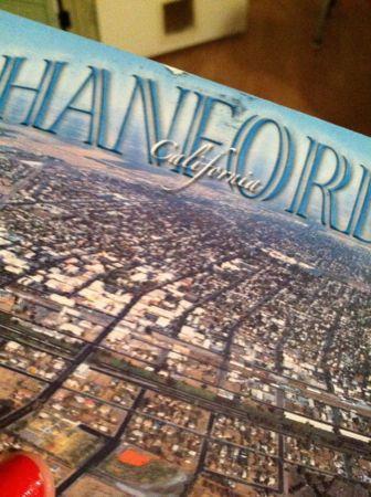 Hanford ca