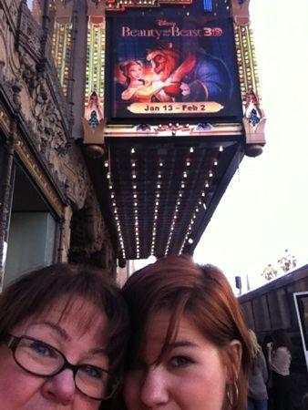 Lucy & Me at El Capitan