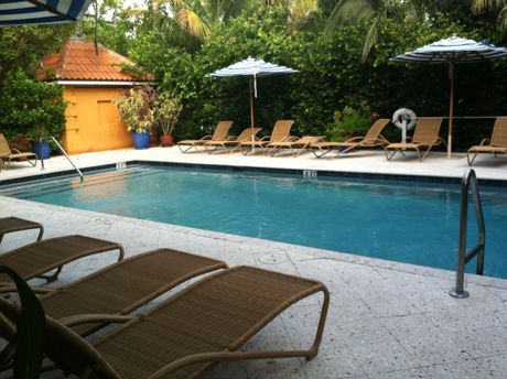 Parrot Key resort pool