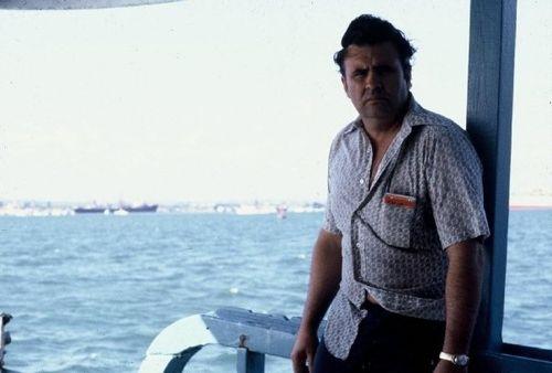 Mr Rodilles back in 1980