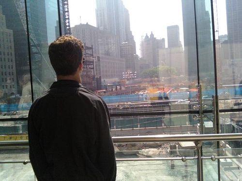 Jon at WTC