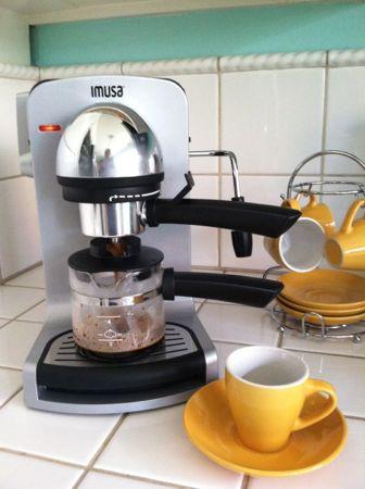 Imusa coffeemaker