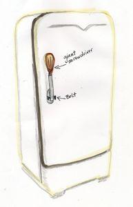 Fridge-with-screwdriver