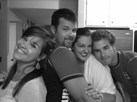 My four kids
