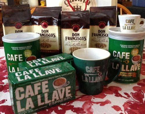 Cafe La Llave and Don Francisco