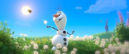 Olaf still