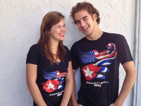Lucy & Jon Habana Brand