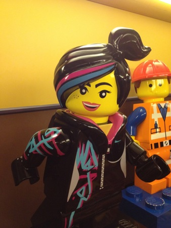 Lego Lucy