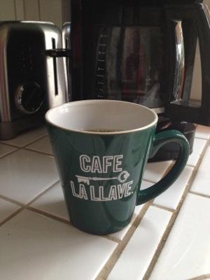 Cafe La Llave - My big fat Cuban family