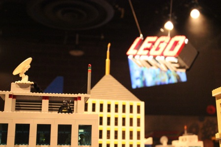 Lego movie event Batman