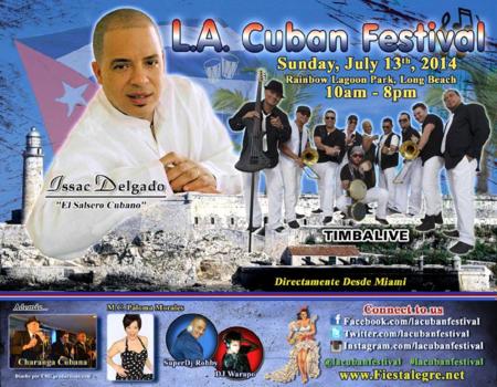 LA Cuban Festival