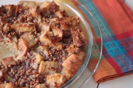 Sourdough-bread-pudding