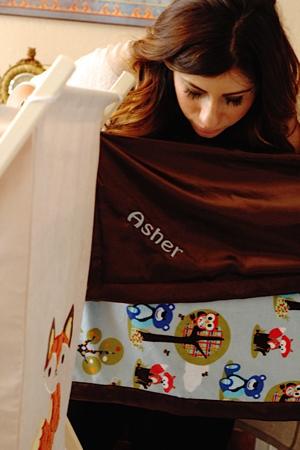 Asher blanket