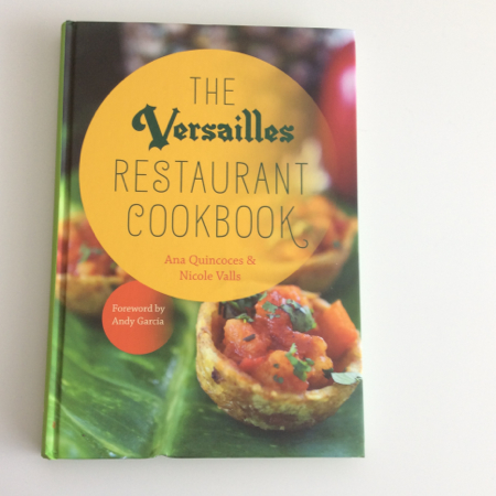 Versailles-cookbook