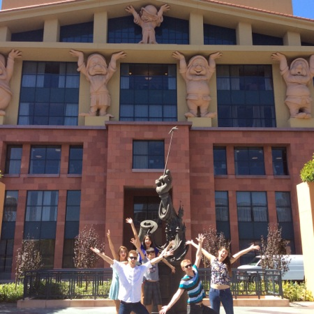 Jon-darby-at-walt-disney-studios-burbank
