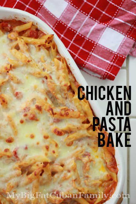 Chicken-and-pasta-bake-recipe