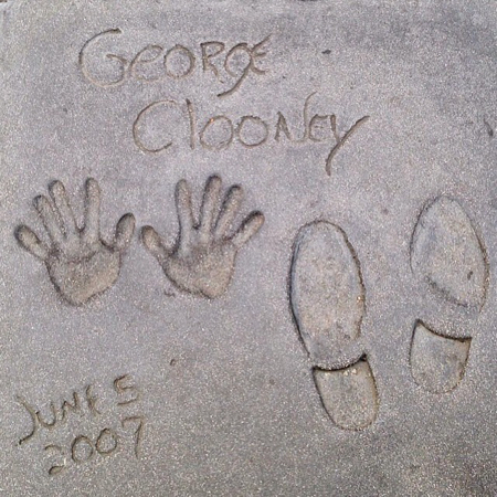 My-big-fat-cuban-family-george-clooney-chinese-theatre