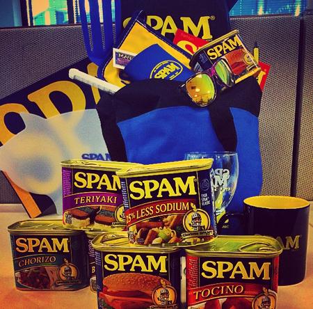 Spam-gift-bag