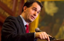 Walker, Wisconsin Governor